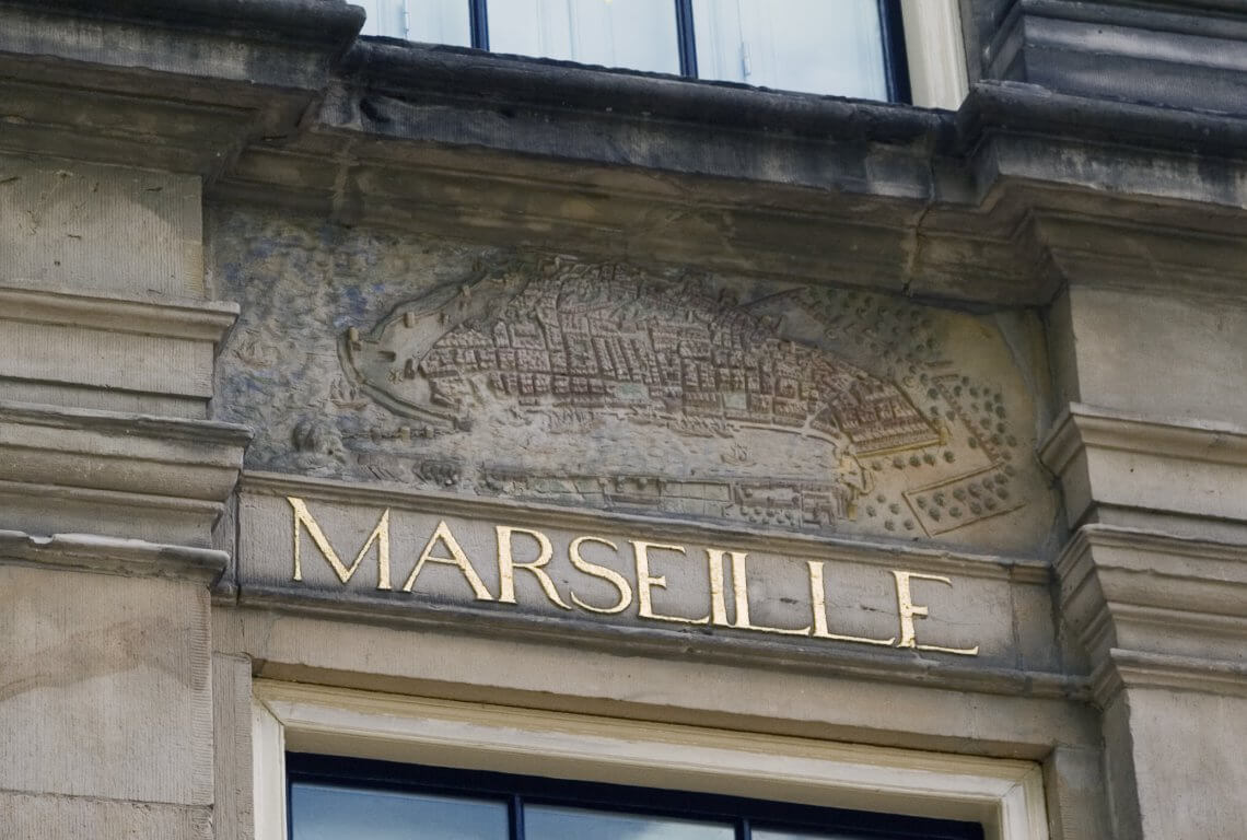 The name 'Huis Marseille'